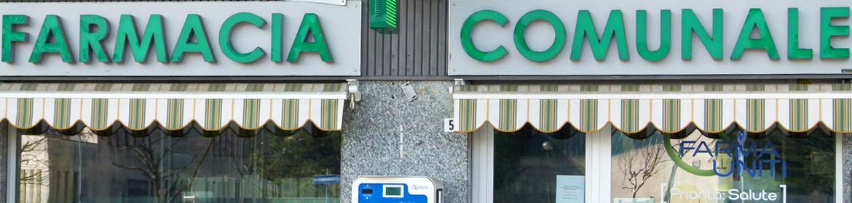 Farmacia Comunale Rivalta - Via Piossasco