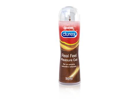 Durex Real Feel Pleasure gel