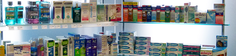 Prodotti farmacie comunali - Orbassano Rivalta