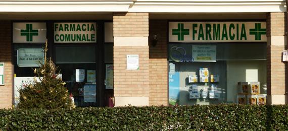 Farmacia comunale 1 - Orbassano - via san rocco 11/b
