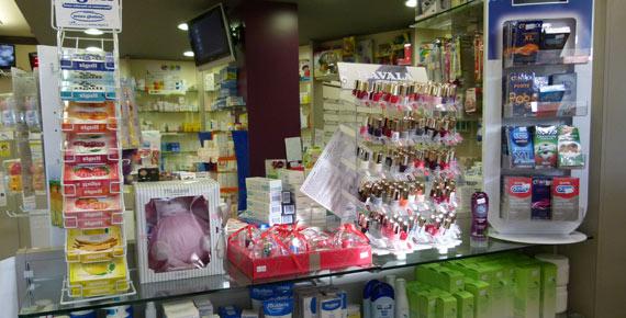 Servizi Farmacia comunale 1 - Orbassano (TO)
