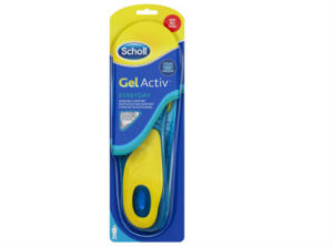 scholl solette gel everyday uomo