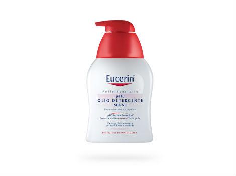EUCERIN Olio Detergente mANI