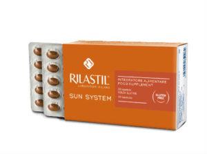 RILASTIL SUN SYSTEM compresse