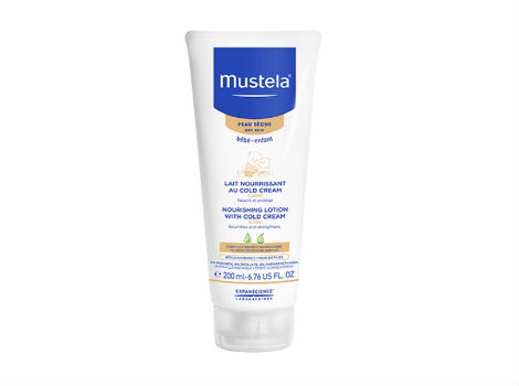 Mustela Latte nutriente cold cream