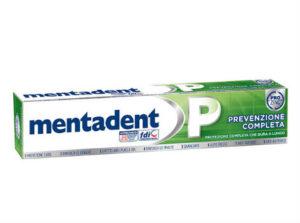 MENTADENT P dentifrico