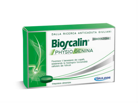 Bioscalin Physiogenina Compresse