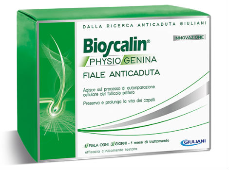 BIOSCALIN Physiogenina Fiale