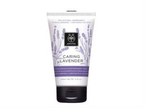 APIVITA Caring Lavender Crema Corpo
