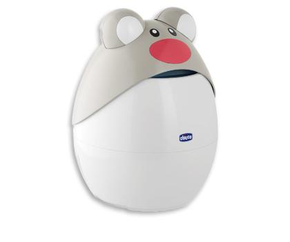 apparecchio aerosol chicco a forma di topo