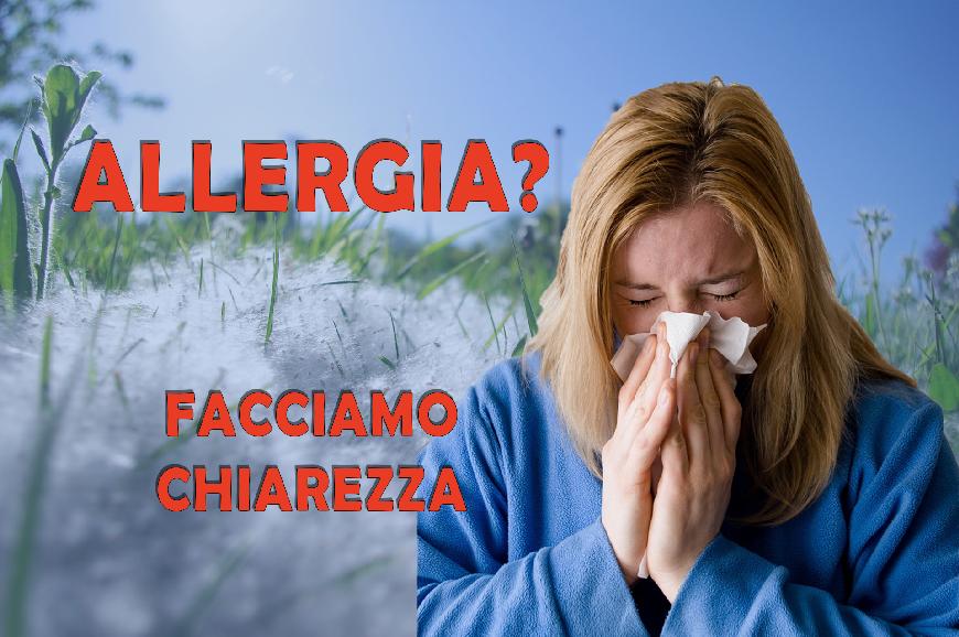 Allergia - Informazioni utili